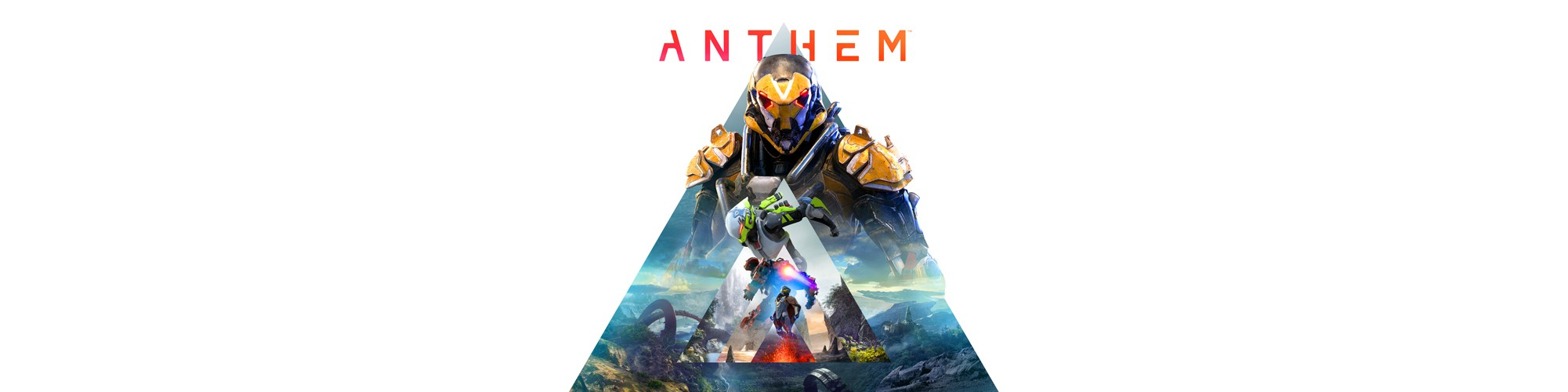 Anthem™ technical specifications for laptop