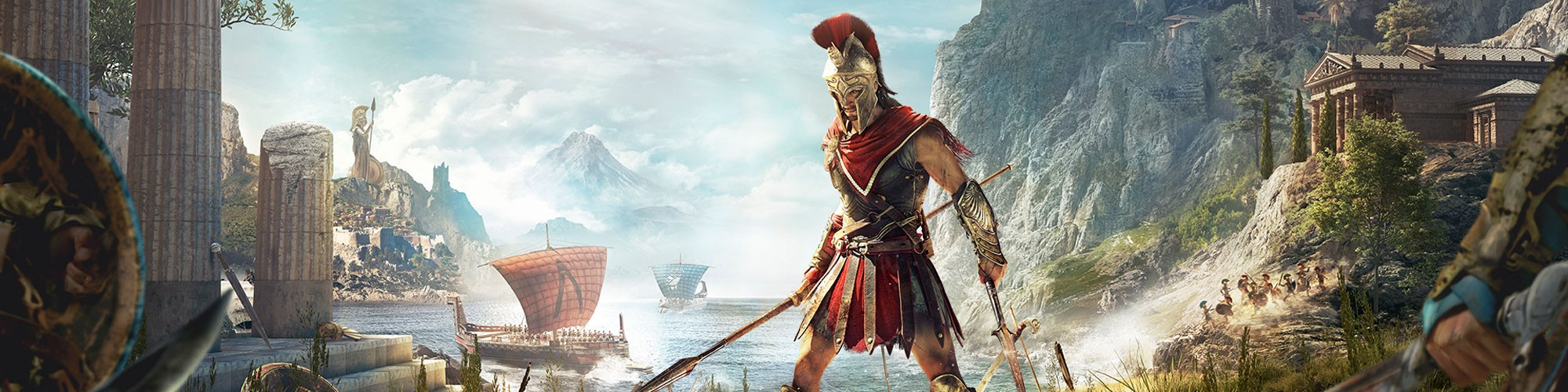 Assassin S Creed Odyssey For Pc Origin