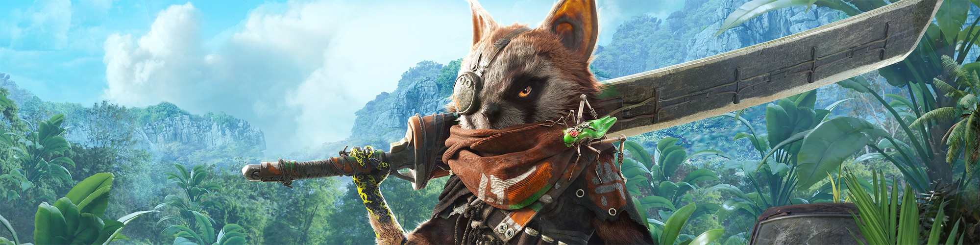 BIOMUTANT technical specifications for PCs