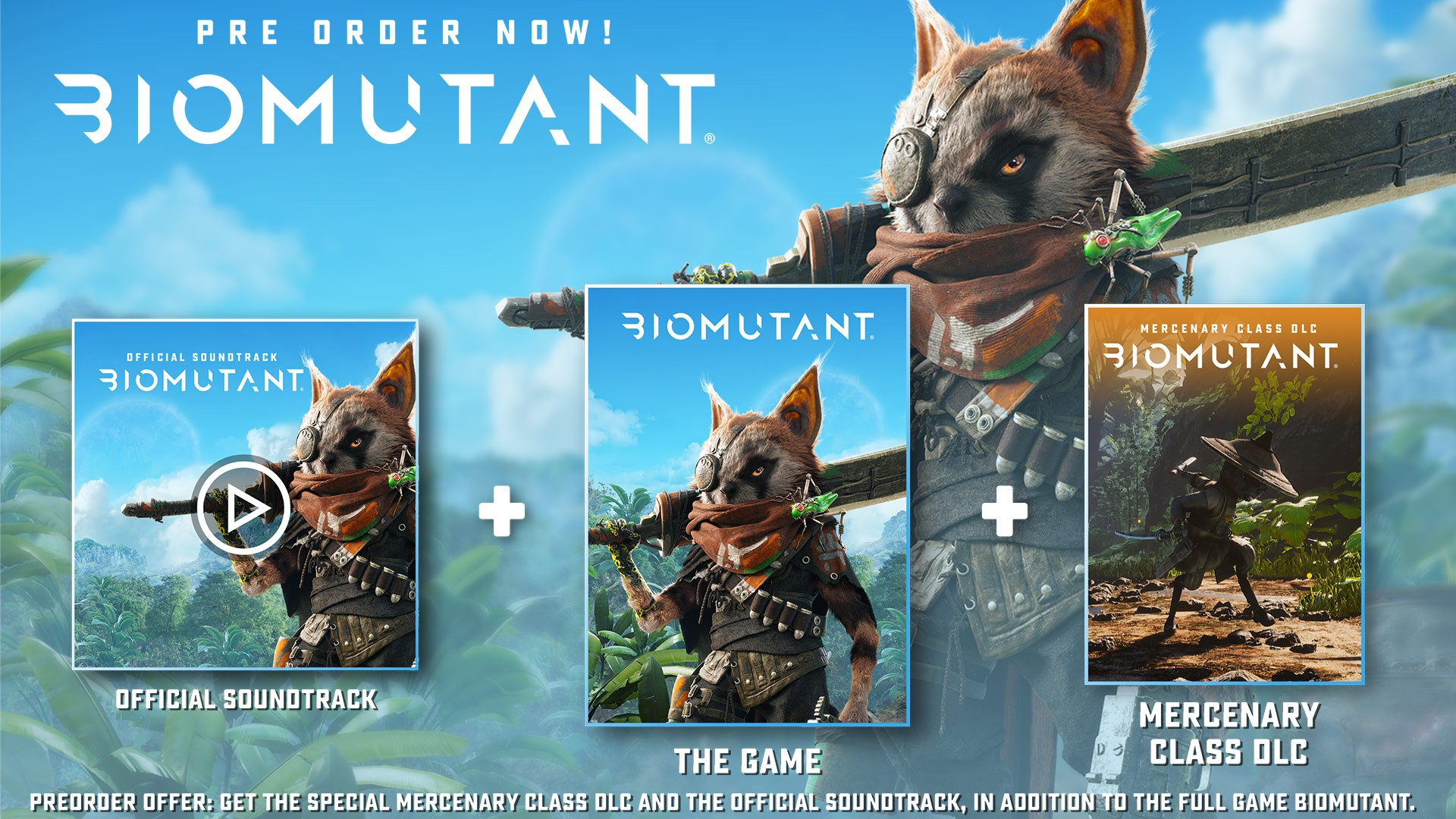 Find the best gaming PC for BIOMUTANT