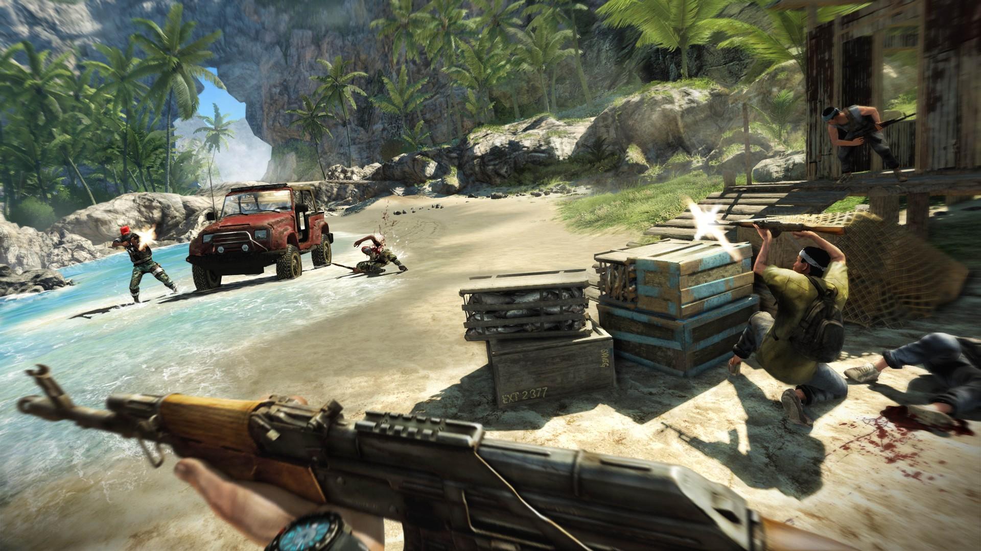 Far cry 3 редактор карт как играть игры в карты паук косынка играть бесплатно