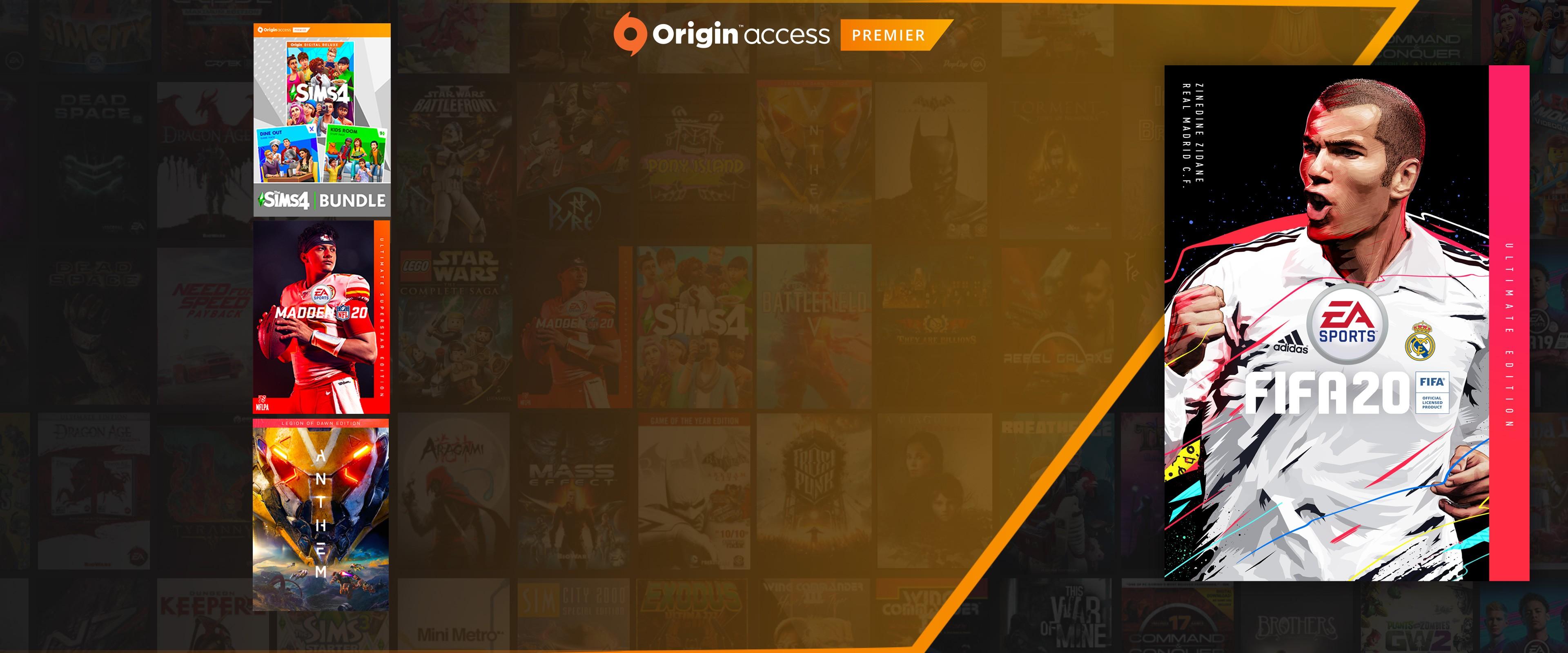 FIFA 20 for PC   Origin