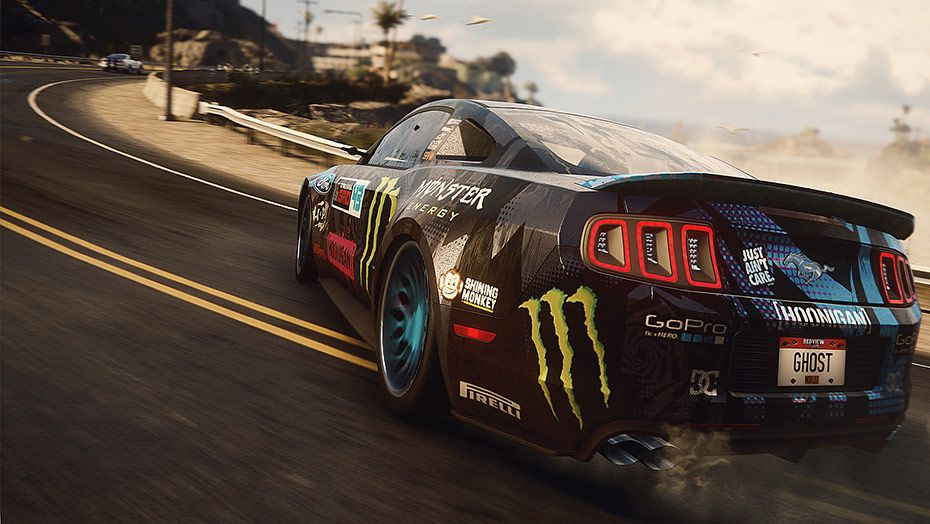 โหลดเกมส์ Need for Speed Rivals