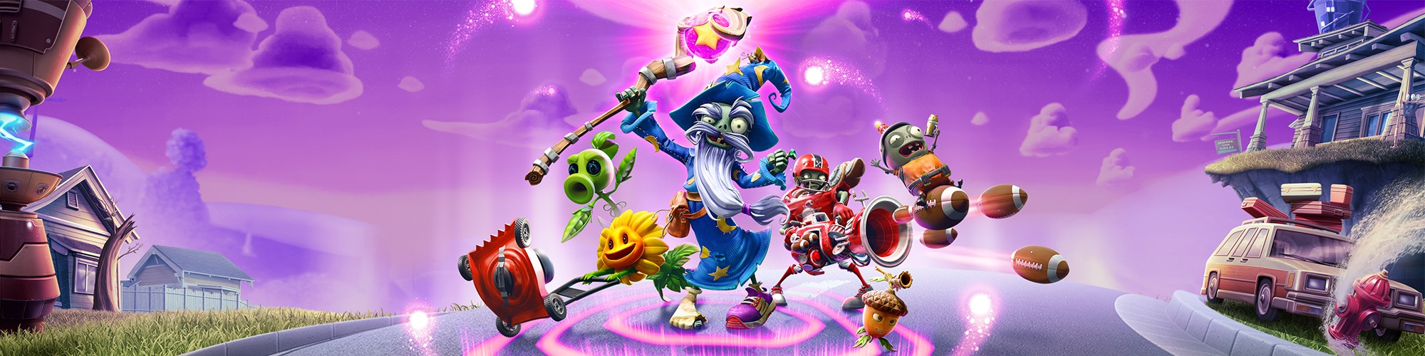 PvZ:BfN technical specifications for PC