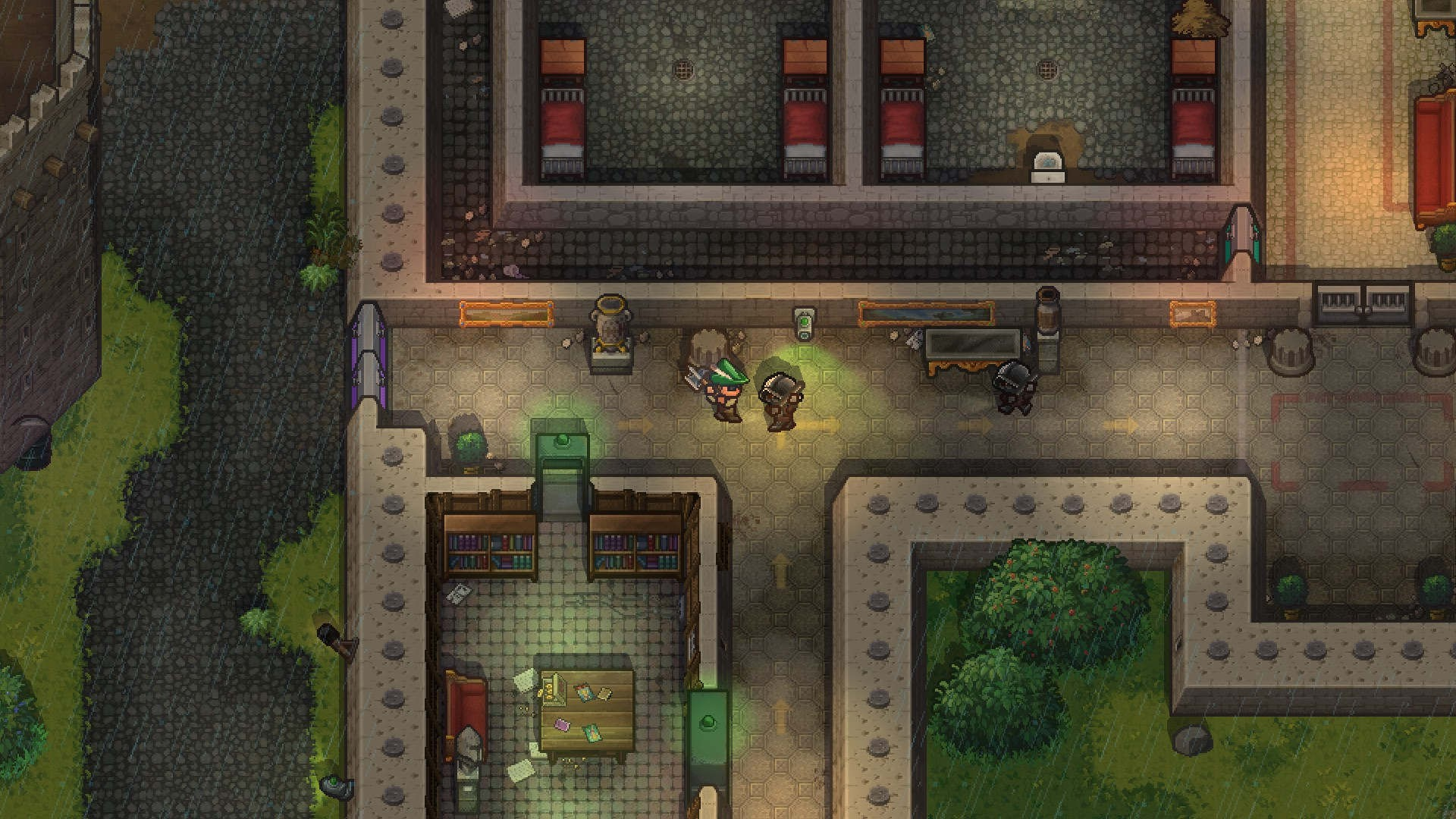 The Escapists 2 Dungeons And Duct Tape For Pc Origin