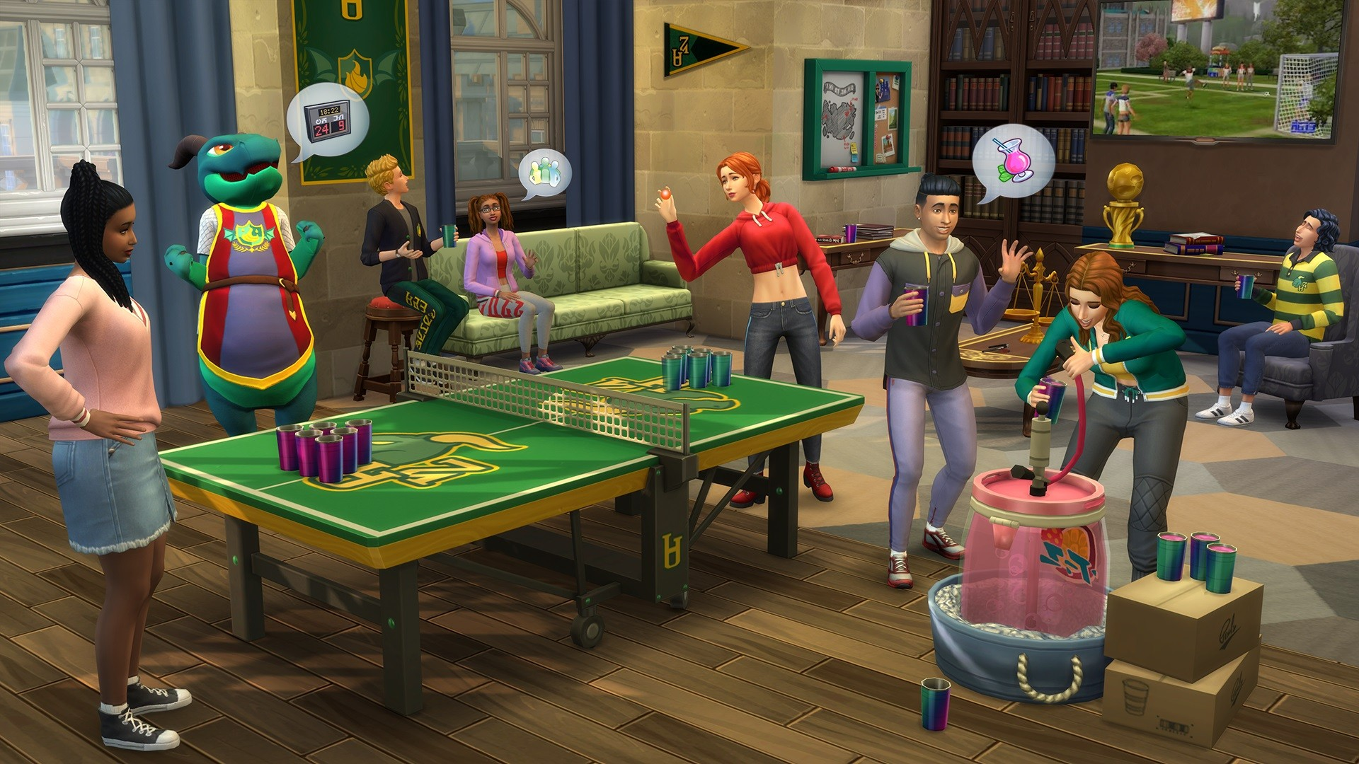 The Sims™ 4 Discover University for PC/Mac | Origin
