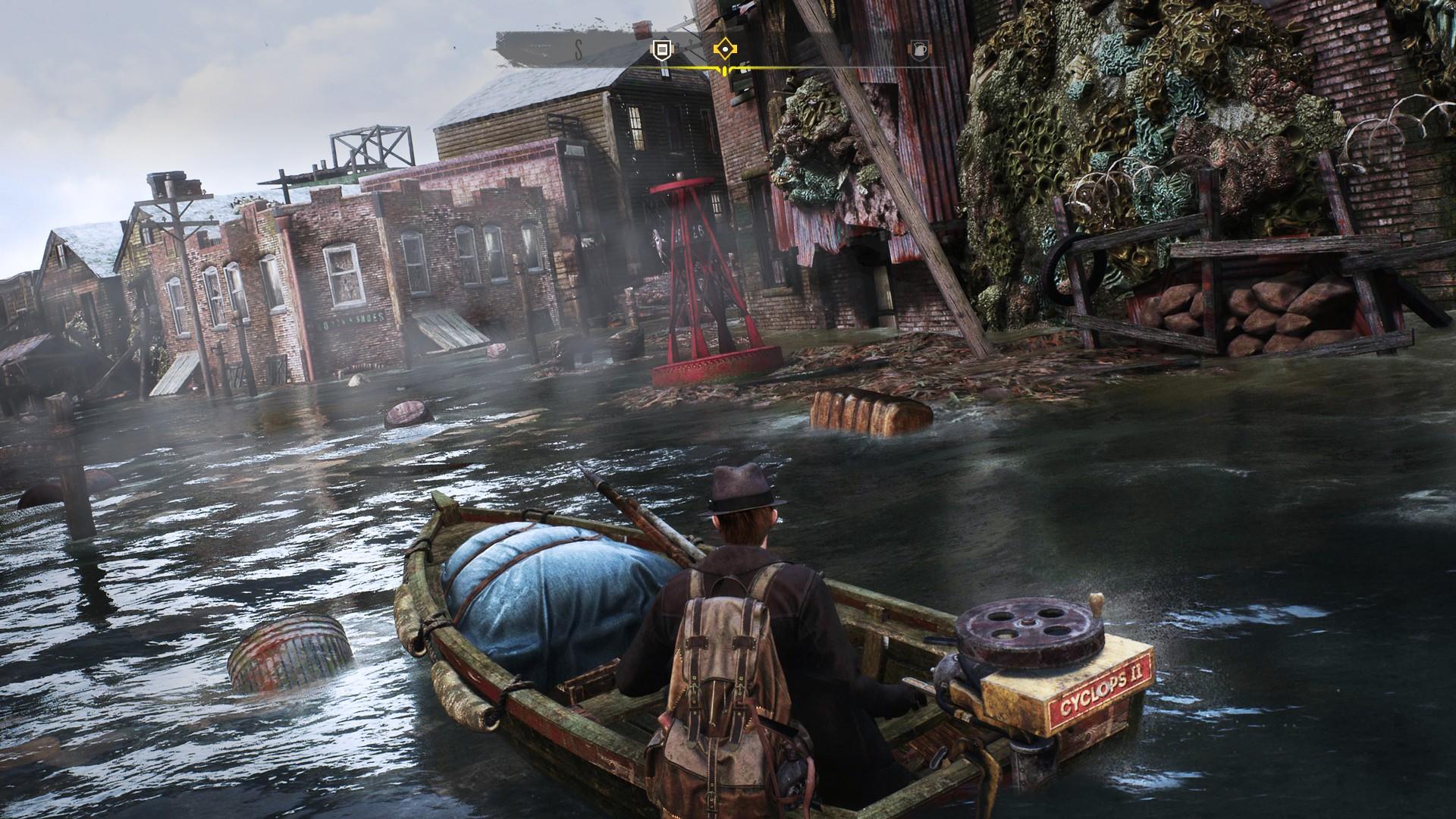"""Résultat de recherche d'images pour """"the sinking city"""""""