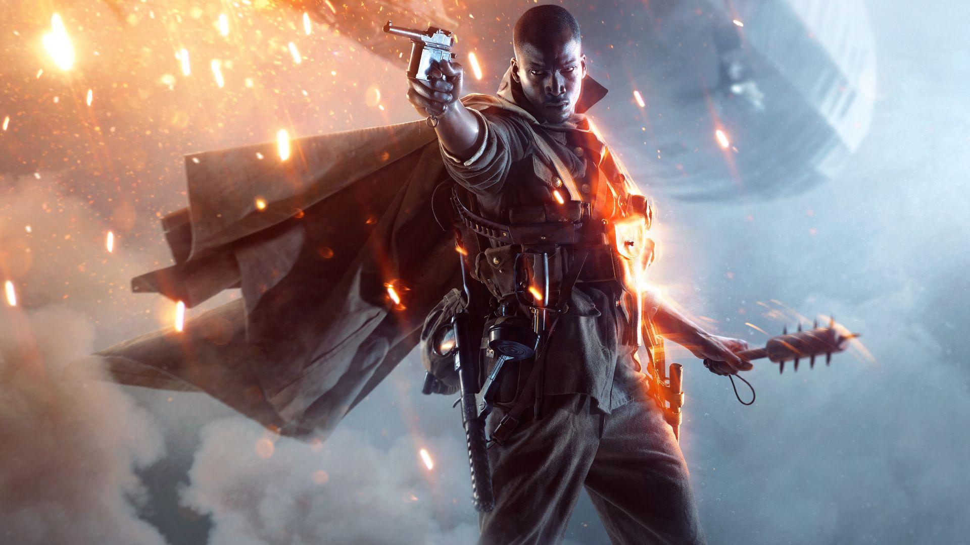 Battlefield 1 2016 скачать торрент ПК