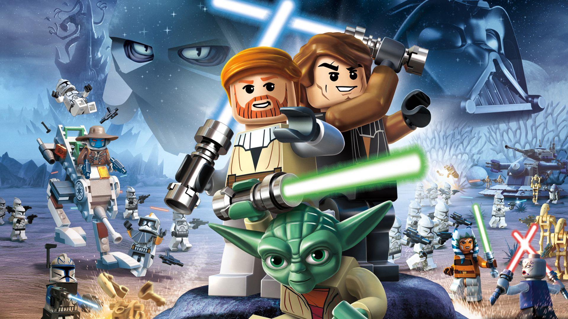 LEGO Star Wars III The Clone Wars MAC for Mac  Origin