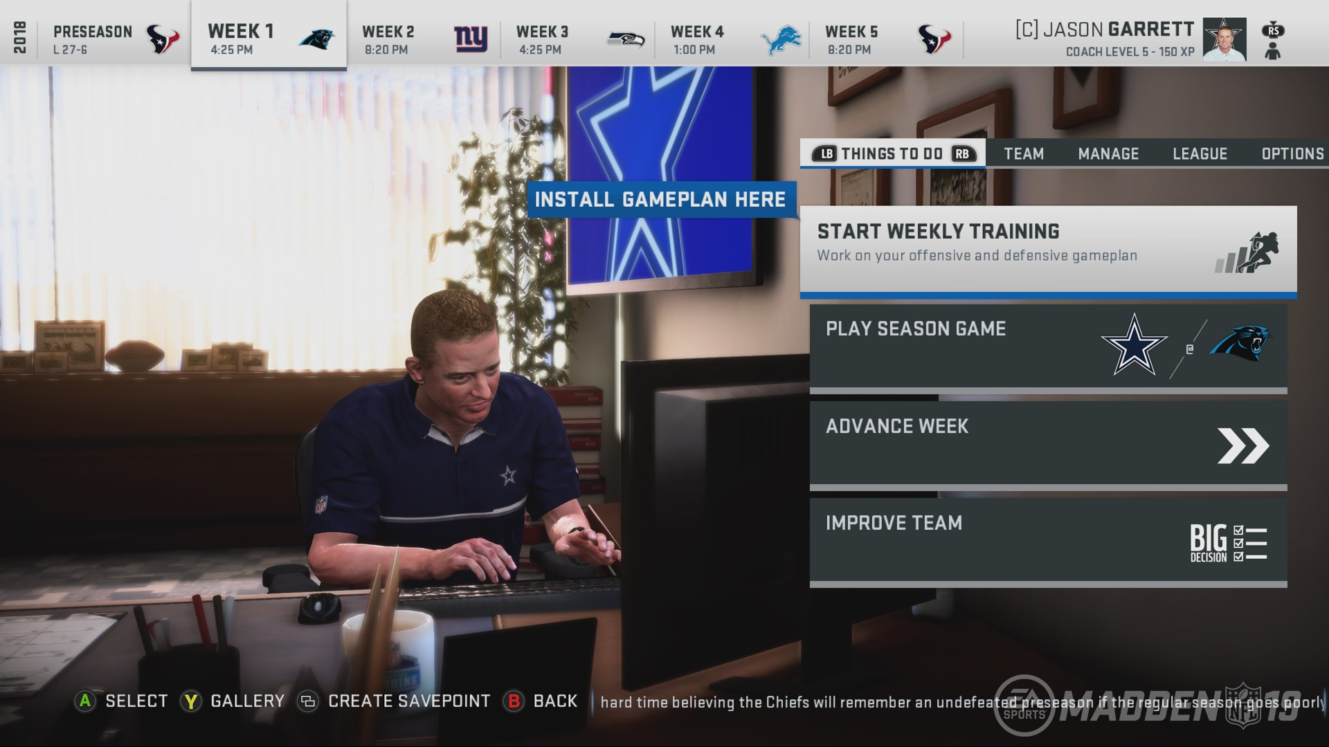 Madden Nfl 19 Ultimate Super Bowl Edition For Pc Origin Country Coach Load Center Wiring Diagram Screenshots And Videos