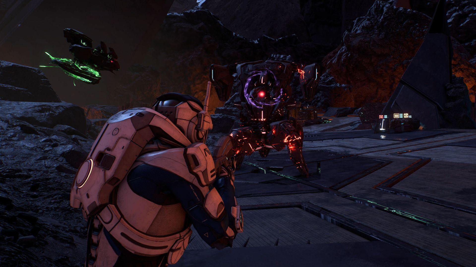 Скриншот игры [Аккаунт] Mass Effect: Andromeda + (Секретный вопрос)