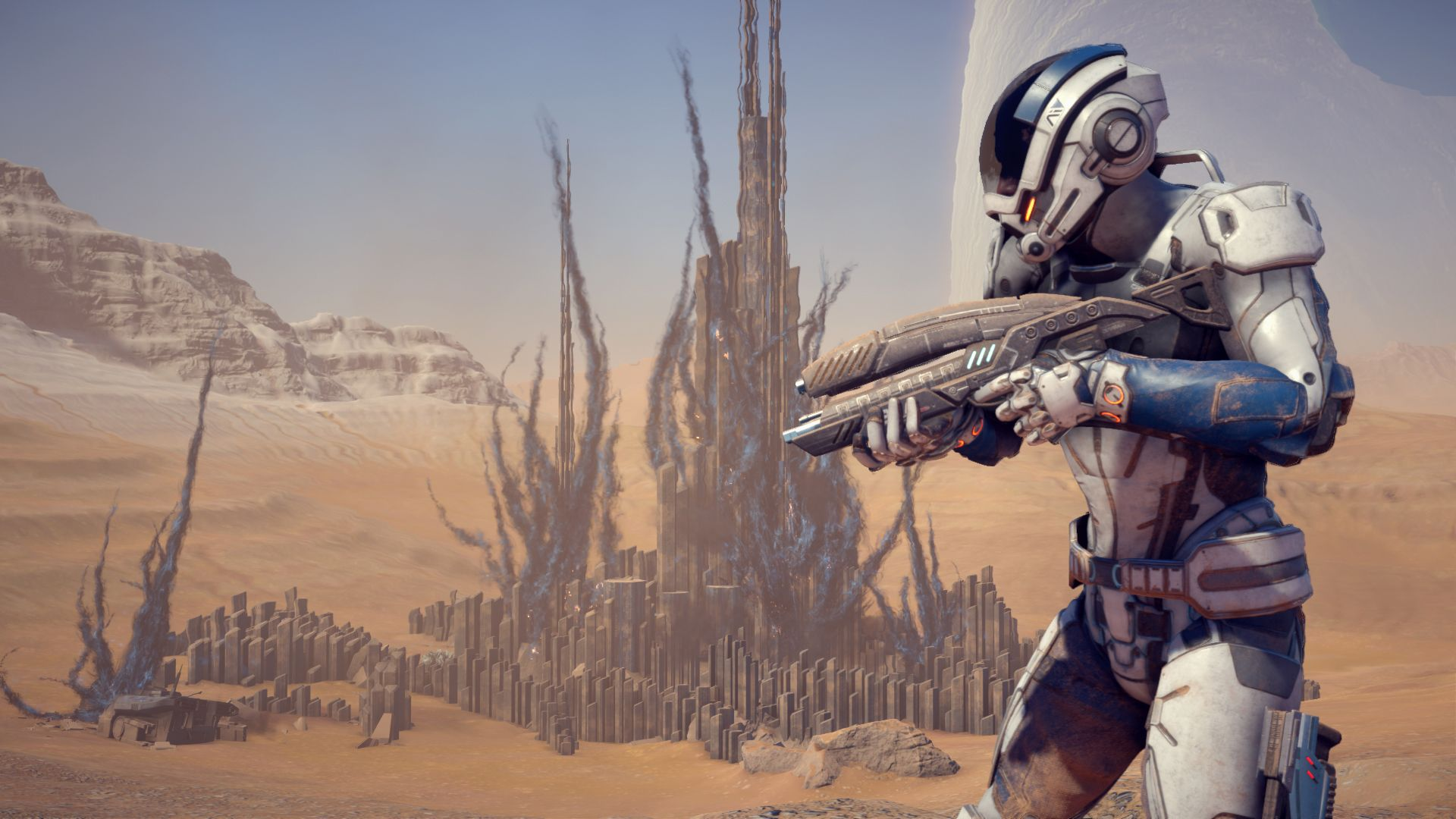 Mass Effect Andromeda Arrives in EA Access Vault This Holiday Season