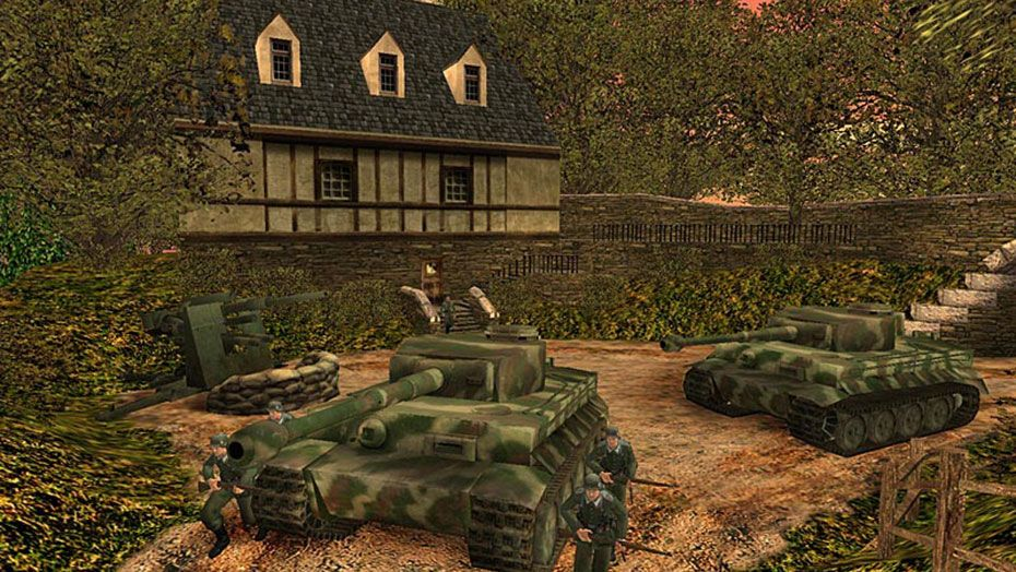 medal of honor allied assault spearhead free download full version