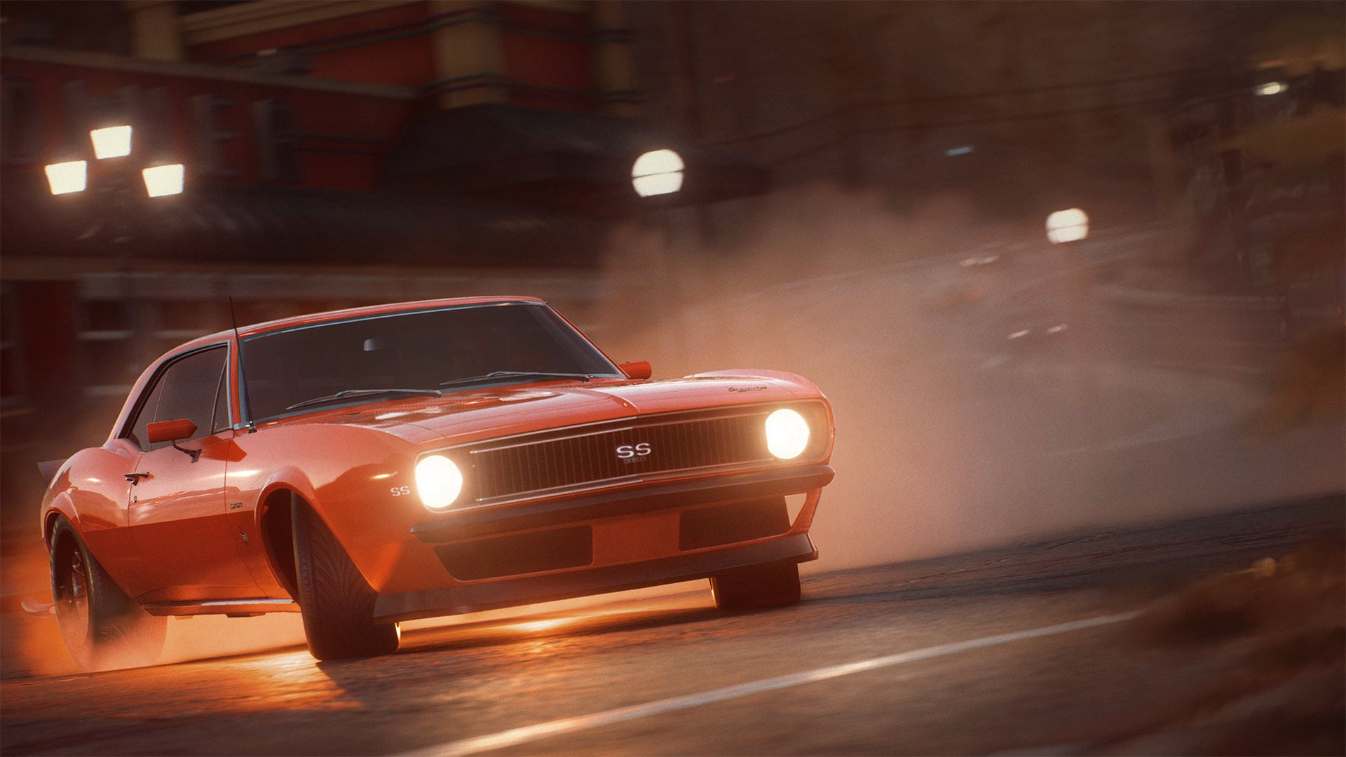 Need For SpeedTM Payback PC