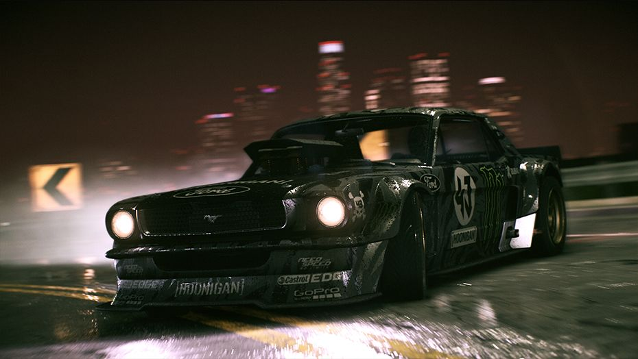 регистрационный номер для Need for Speed Carbon