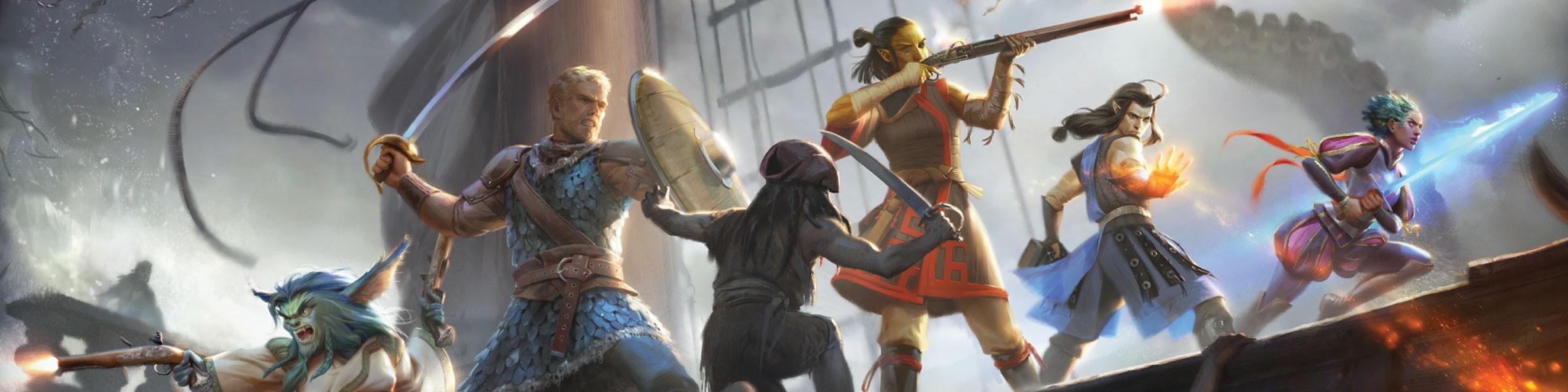 Pillars of Eternity II: Deadfire for PC/Mac | Origin