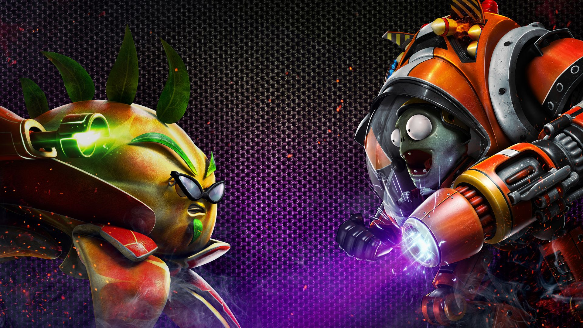 HD Plants Vs Zombies Garden Warfare Wallpapers