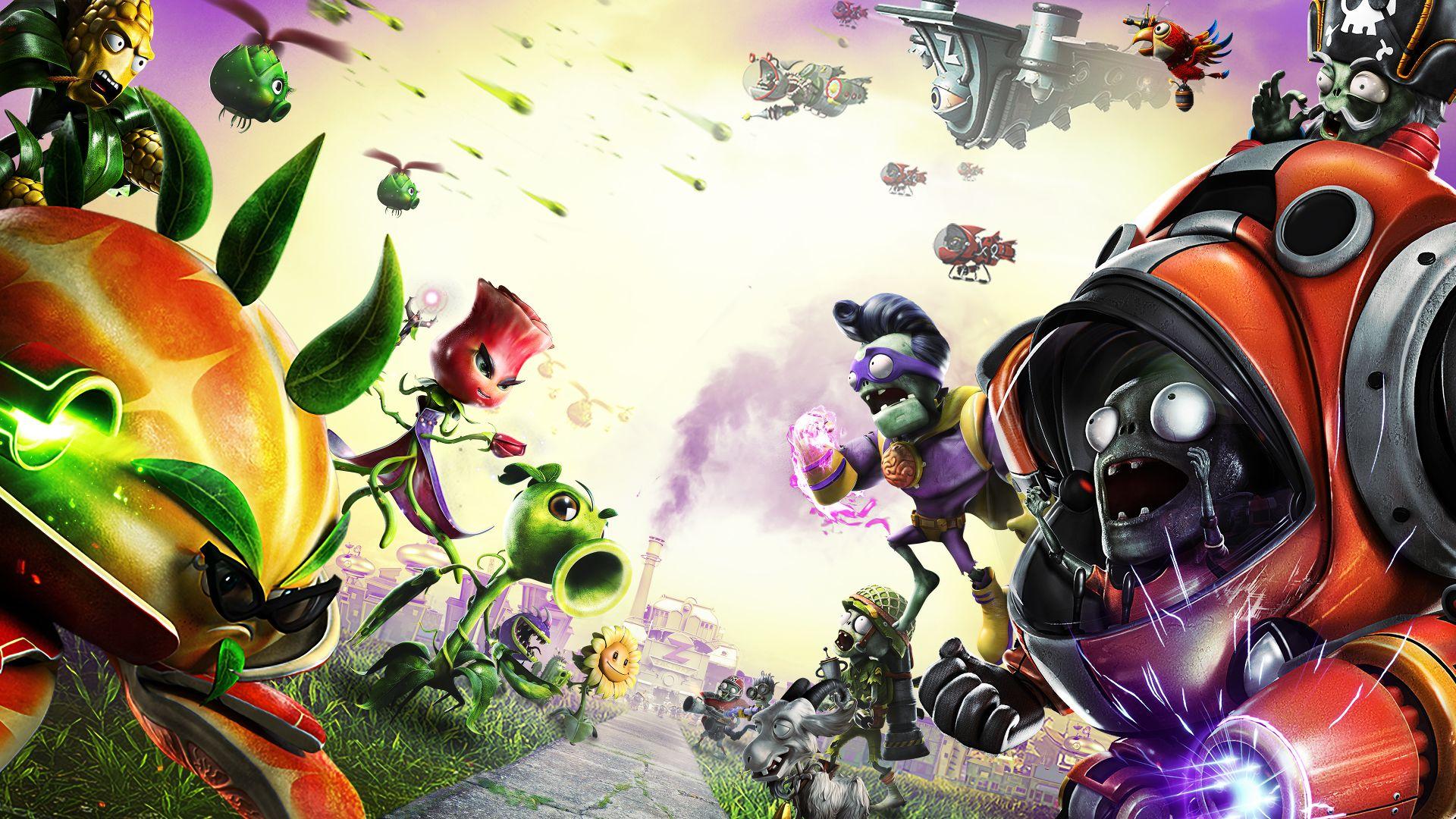 plants vs. zombies garden warfare 2 ile ilgili görsel sonucu