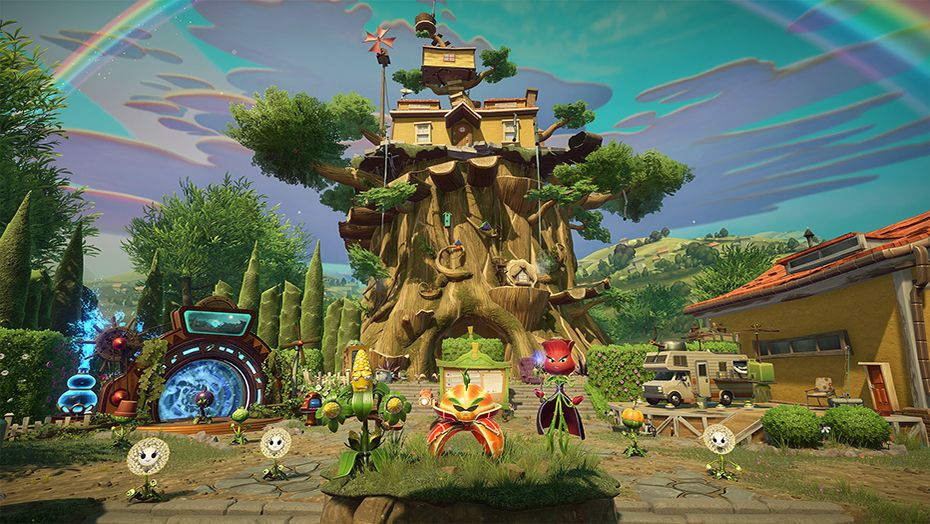 Great Plants Vs. Zombies™ Garden Warfare 2 For PC | Origin Great Ideas