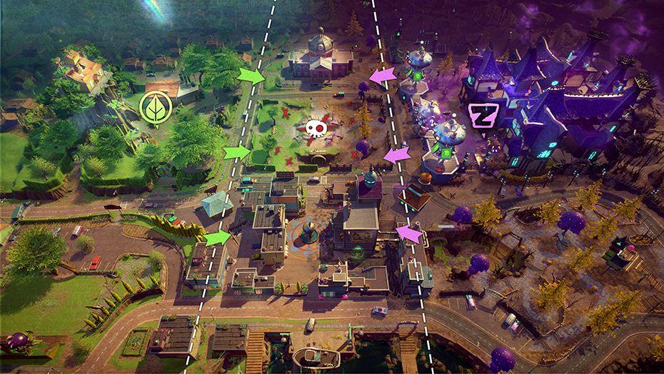 plants vs zombies garden warfare 2 game modes