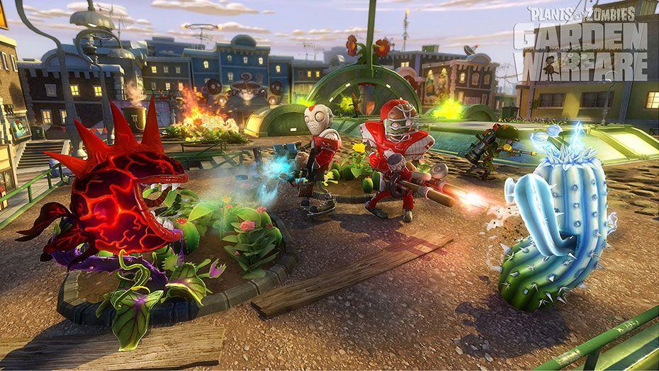 plants vs zombies garden warfare english version for pc origin