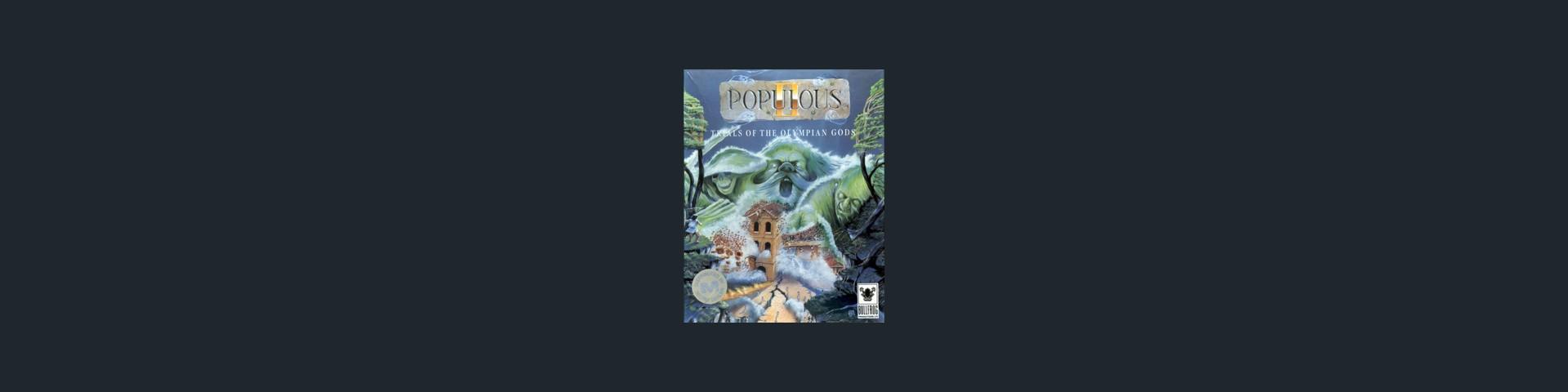 Populous™ II: Trials of the Olympian Gods