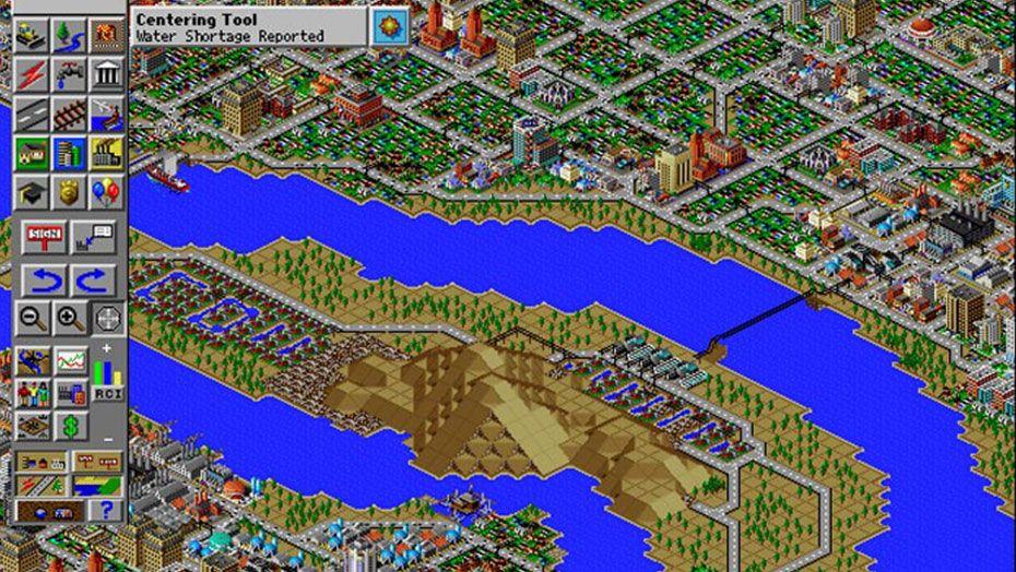 Bildergebnis für SimCity