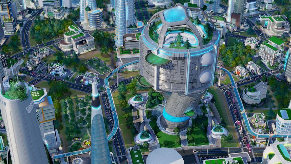 simcity cities of tomorrow download