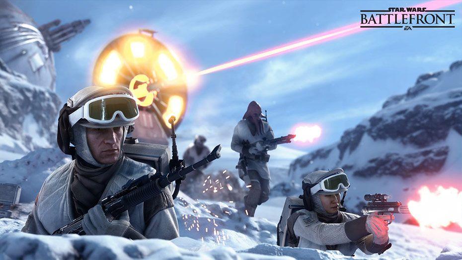 Скачать бесплатно игру star wars battlefront через торрент бесплатно