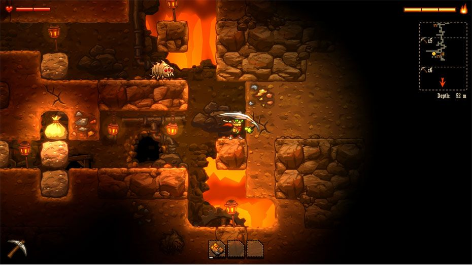 SteamWorld Dig is Free for a limited time