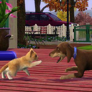 скачать Sims Pets через торрент - фото 11