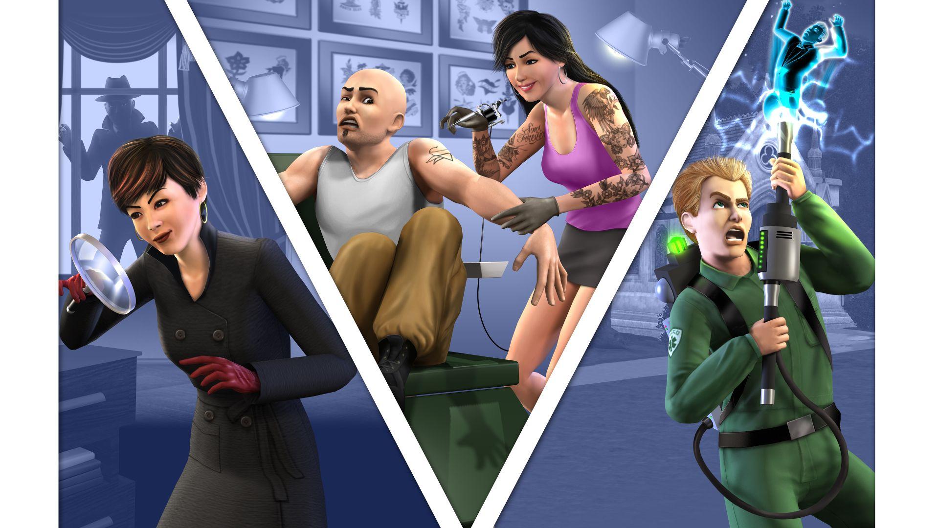 Sims 3 download windows