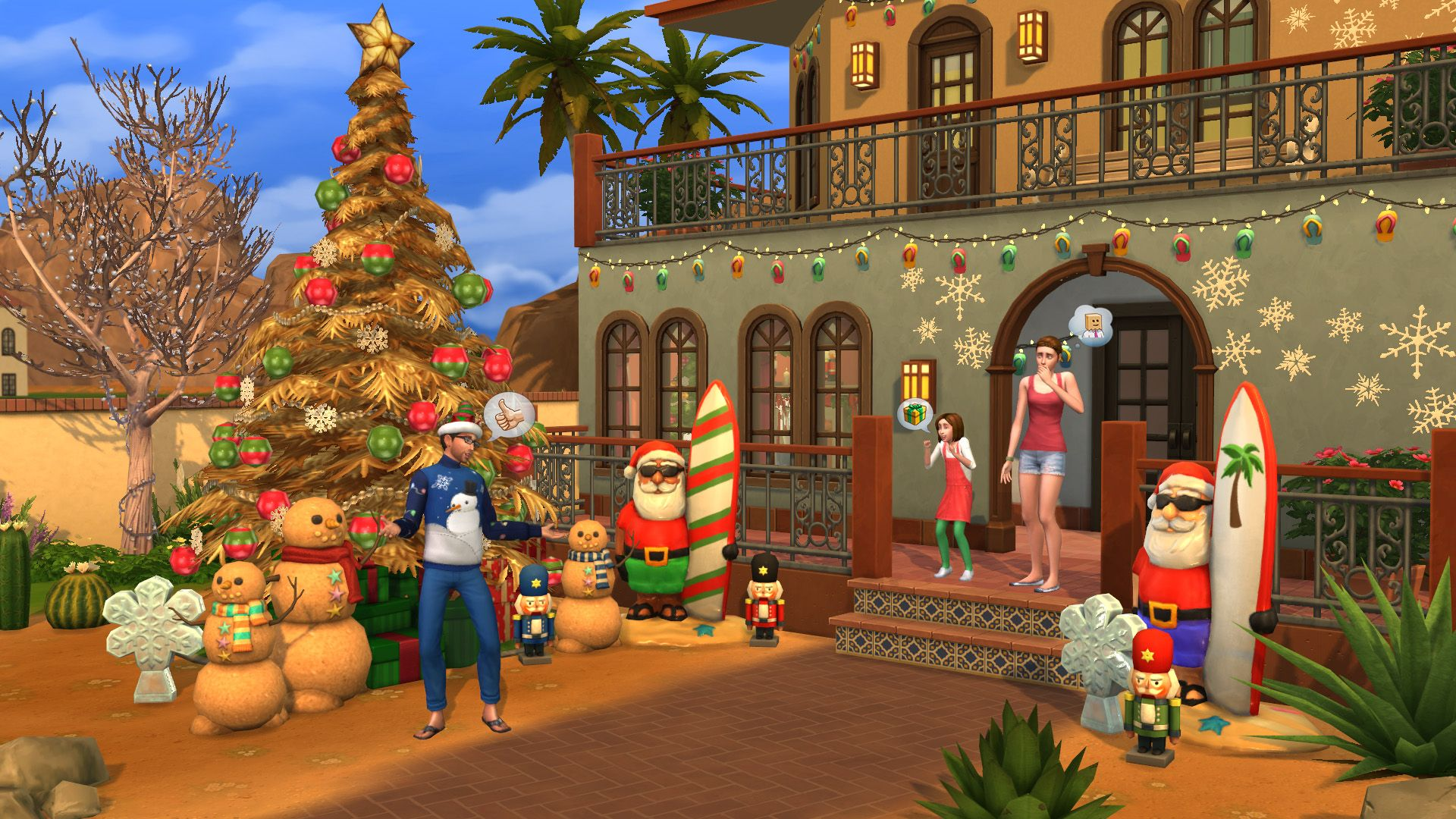 Christmas Origin.The Sims 4 Holiday Celebration Pack For Pc Mac Origin