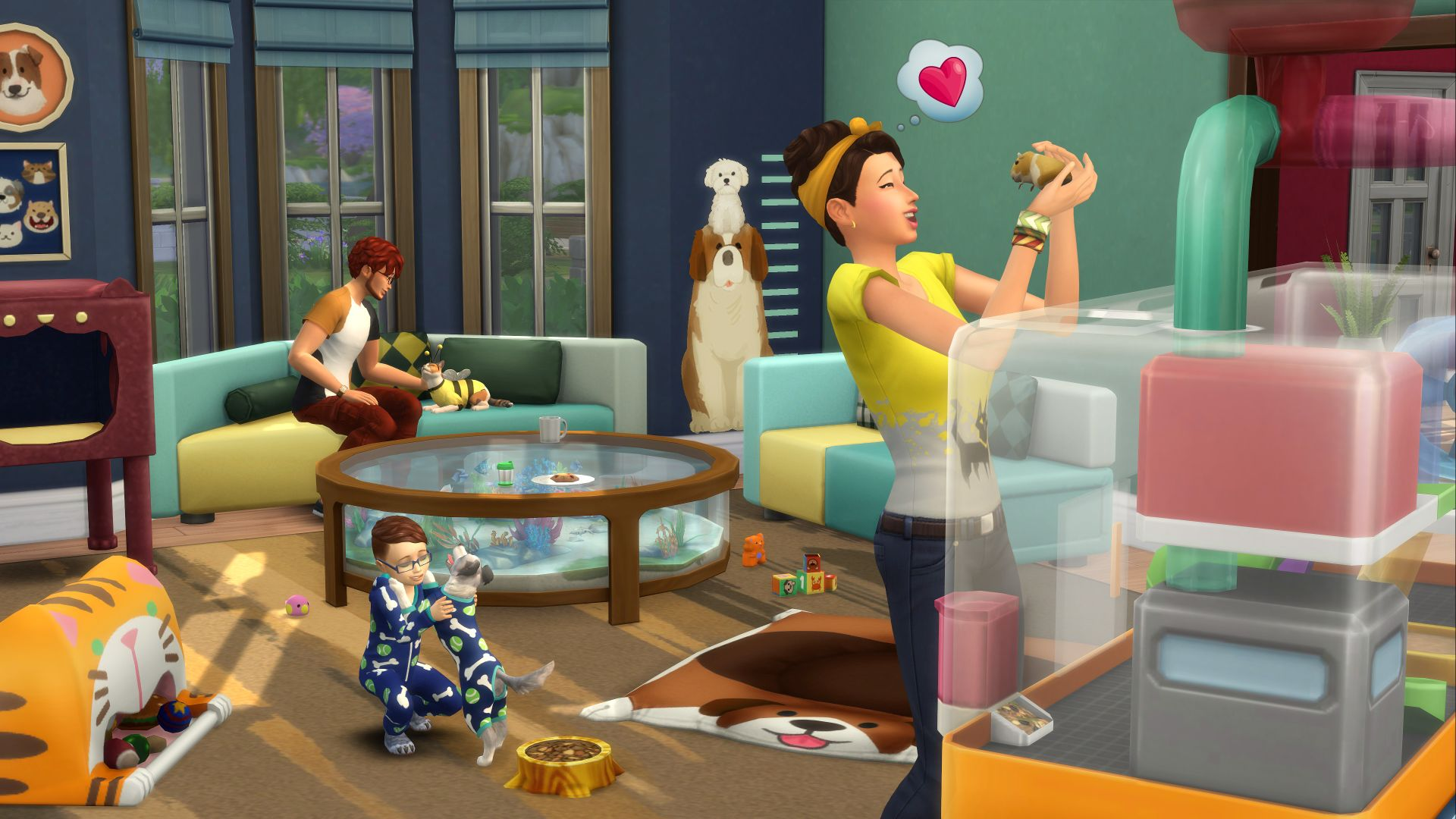 Screenshots and Videos  sc 1 st  Origin & The Sims™ 4 My First Pet Stuff for PC/Mac | Origin