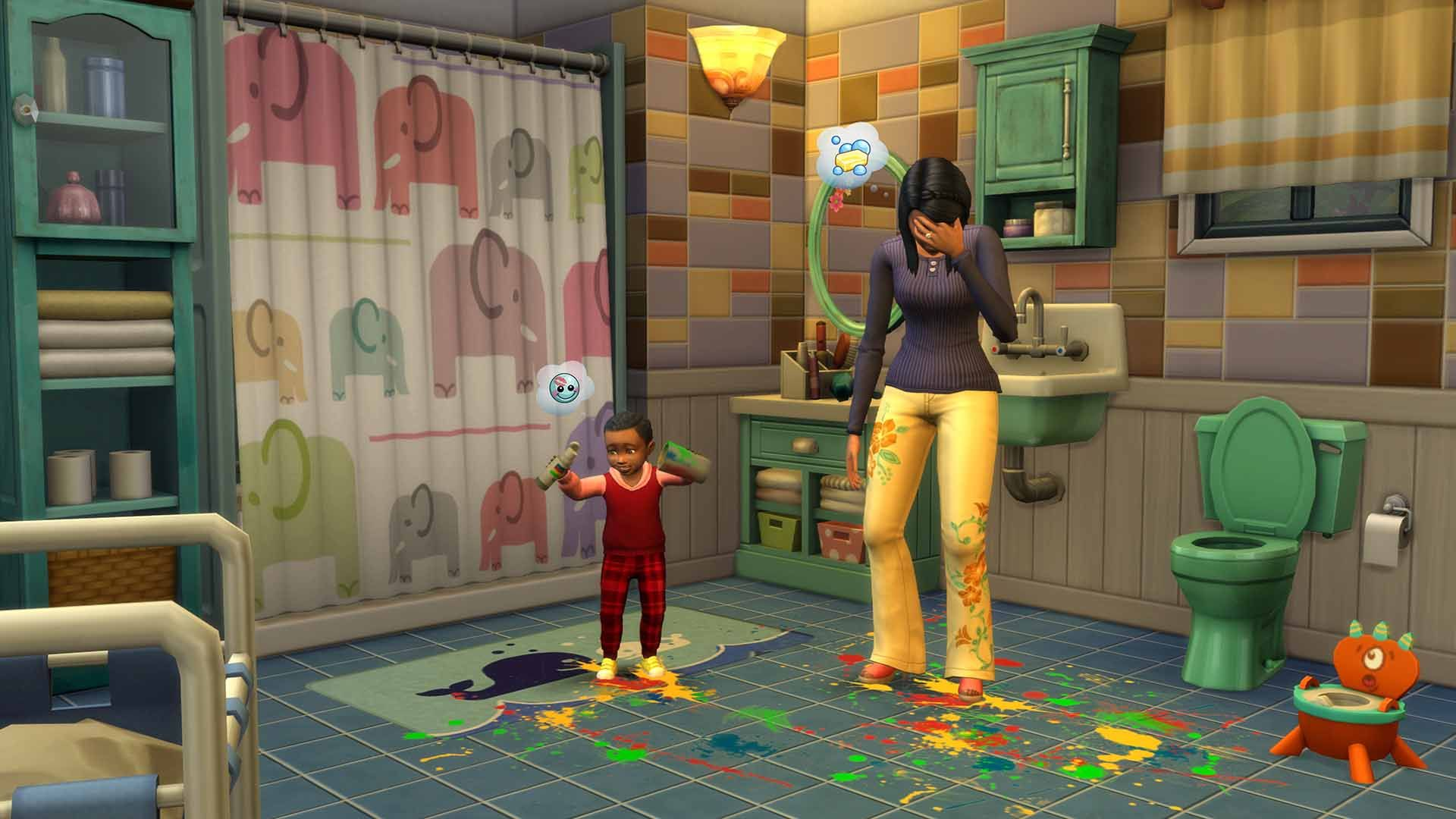 sims 4 parenting skill mod
