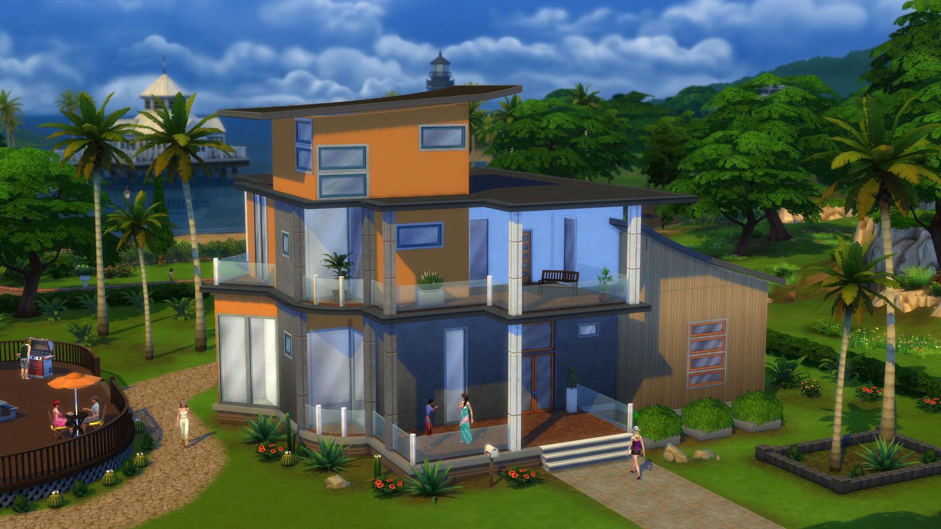 The Sims™ 4 Digital Deluxe for PC/Mac   Origin