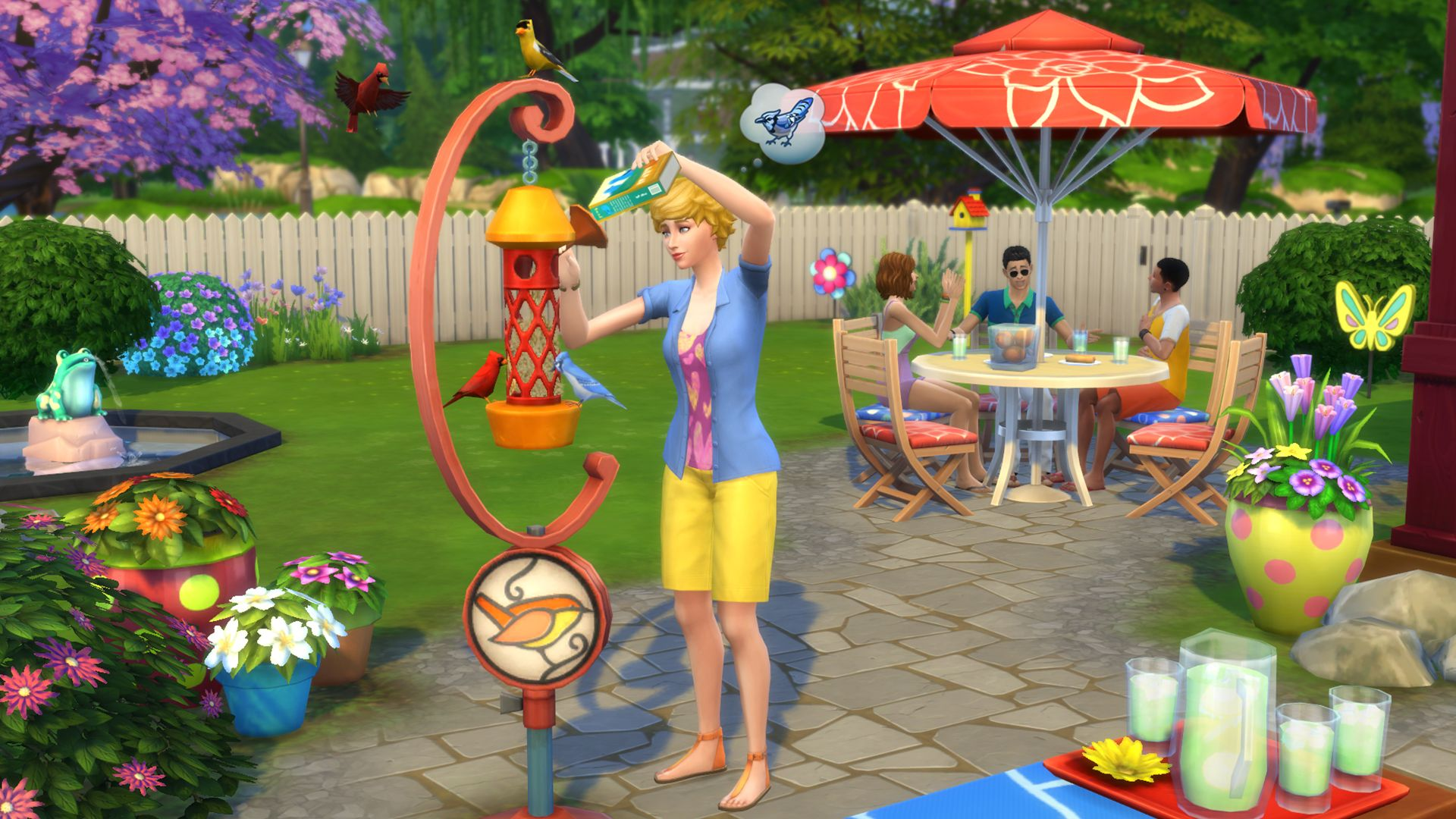 The Sims™ 4 Backyard Stuff for PC Mac