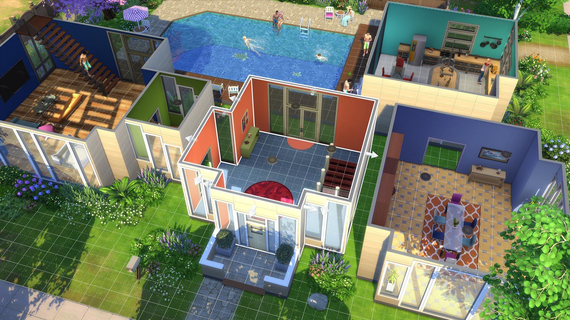 Купить The Sims 4 плюс Кошки и собаки — Коллекция