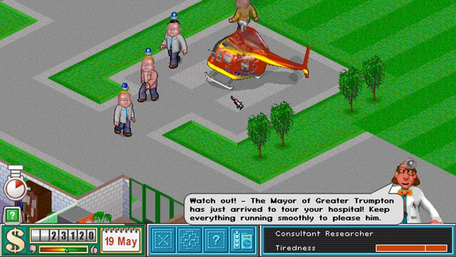 Theme hospital cheats | bullfrog productions wiki | fandom.