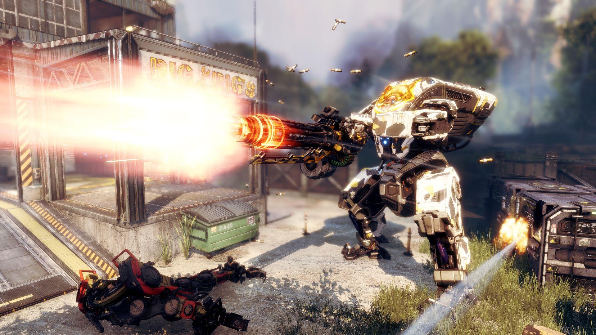 titanfall™ 2: prime-titan-bundle für pc | origin