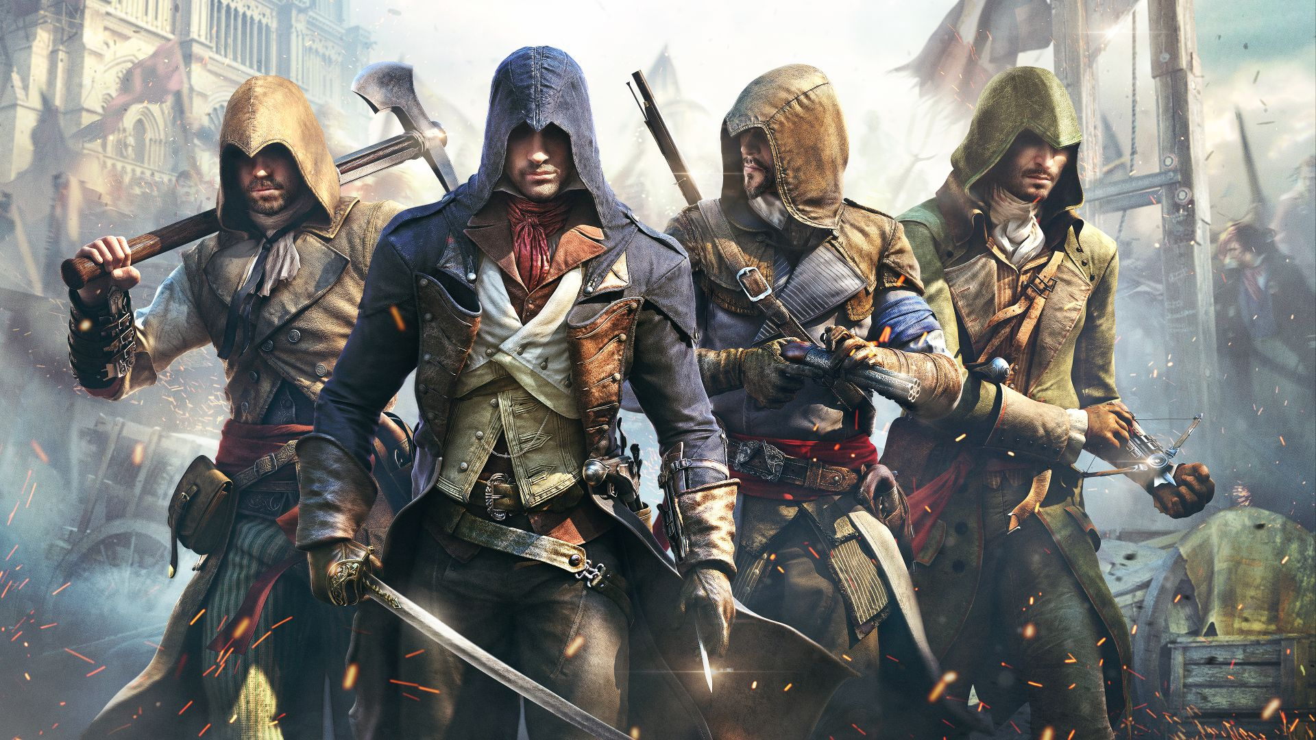 Assassin's Creed® Unity for PC | Origin