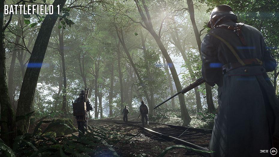 BF1 se screenhi 930x524 en US forest v1 - Battlefield 1 Impressions - Refighting The Same War