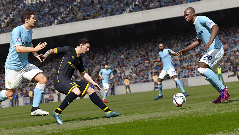 FIFA 16 descargar