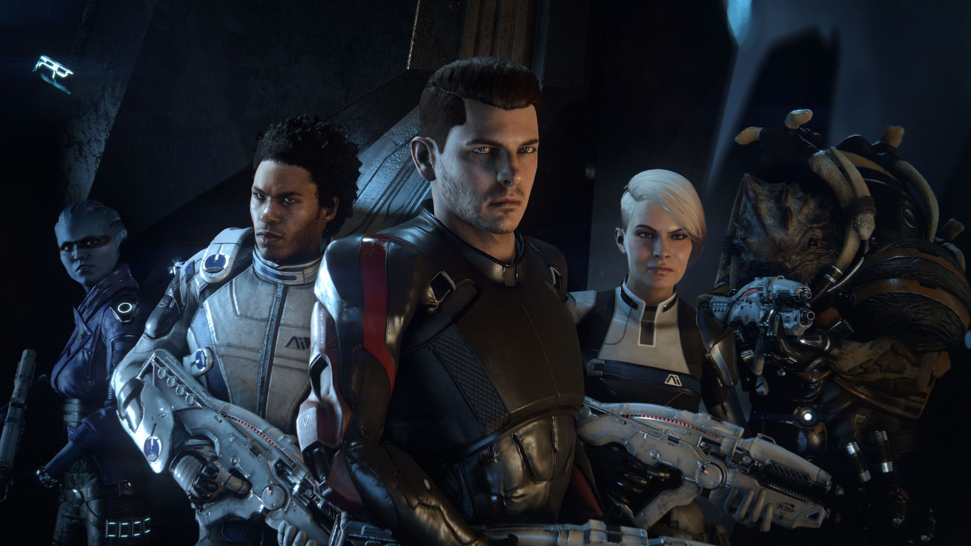 Mass Effect Andromeda v1.04-v1.10 Plus 19 Trainer-FLiNG