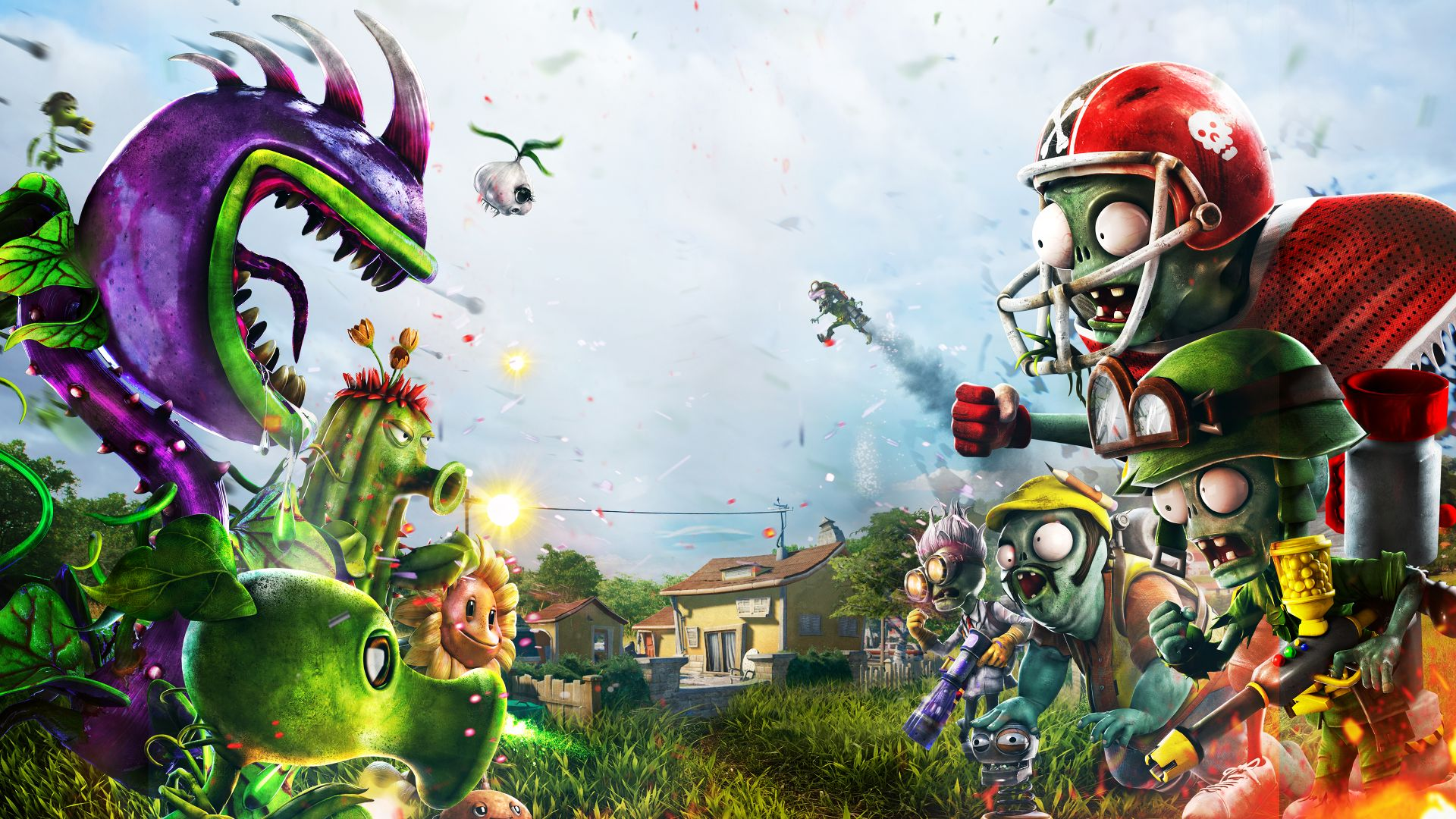 Plants Vs Zombies Garden Warfare Ddx For Pc Origin