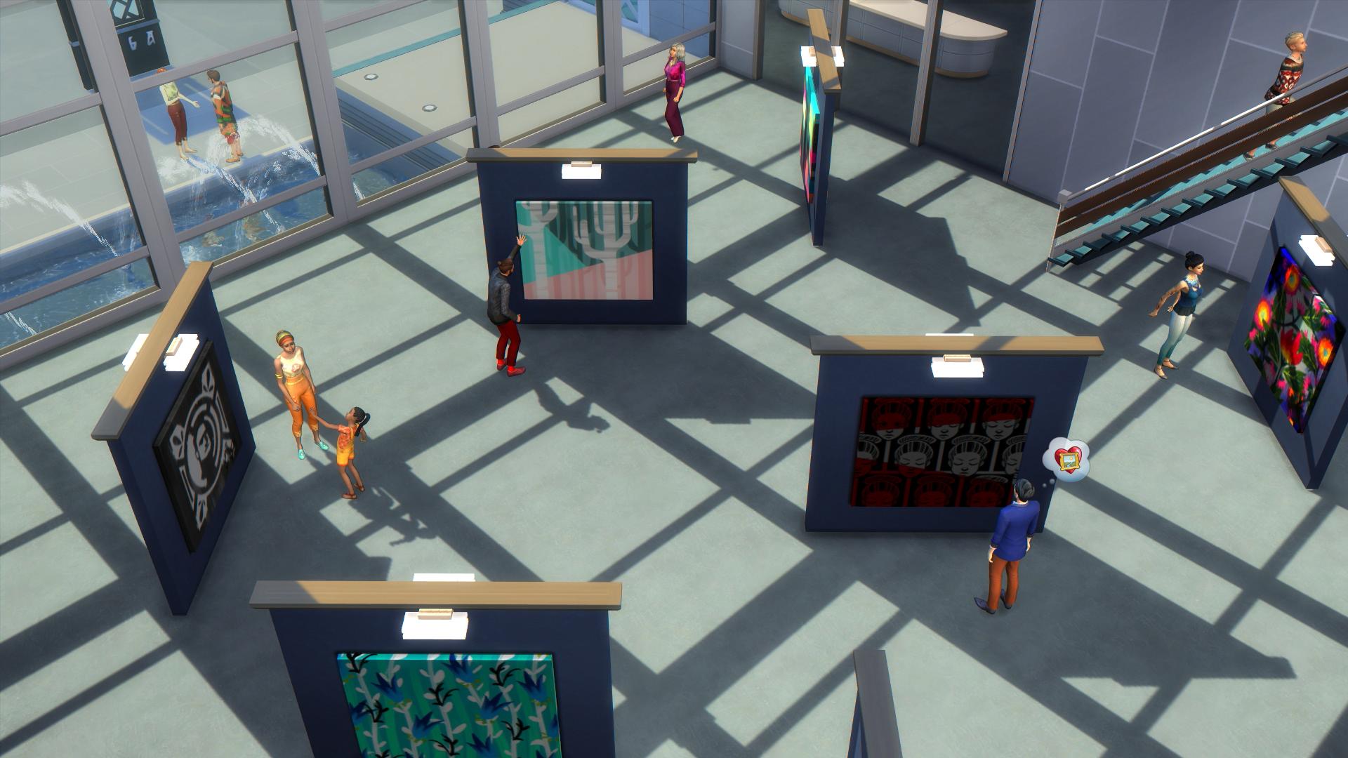 descargar Los Sims 4 Urbanitas gratis
