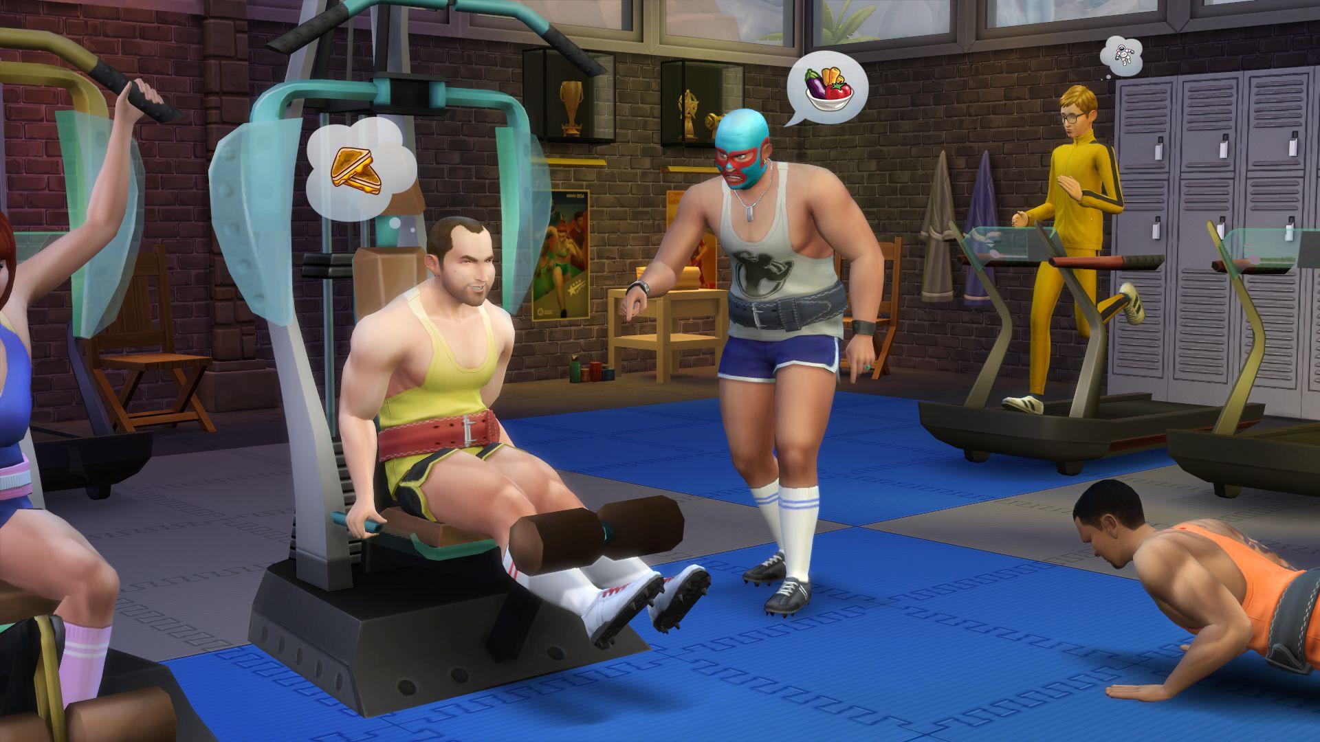 Los Sims 4 Digital Deluxe todas las expansiones