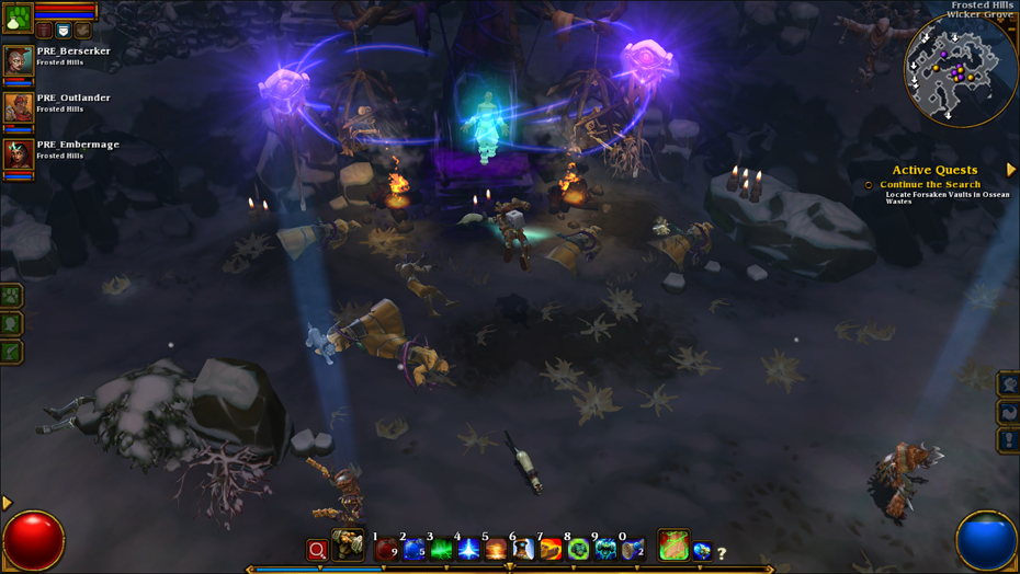 torchlight 2 free game